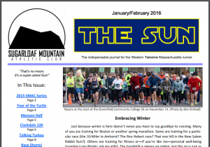 Jan/Feb 2016 Sugarloaf Sun cover